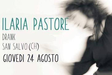Domani al Drank l'esibizione di Ilaria Pastore