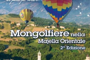 Il secondo raduno internazionale di mongolfiere