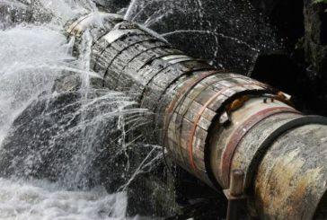 Intervento urgente della condotta, sospesa l'erogazione idrica a Cupello, Firci, Gissi e San Buono
