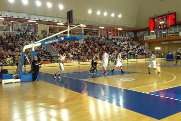 Basket, il Vasto batte il Termoli ed è solo in testa alla classifica