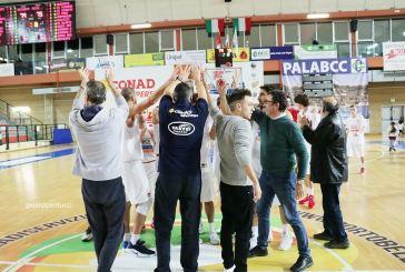 Basket, tutto facile per la Bcc Generazione Vincente contro il Pineto