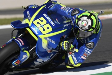 MotoGp, nona posizione in griglia per Andrea Iannone