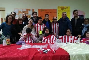 Il Sindaco Menna e la Vastese Calcio incontrano i ragazzi del Centro Diurno