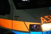 Tamponamento sulla Statale 16, auto si ribalta: un ferito