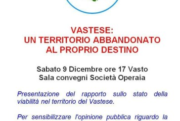 Abruzzo vivo, oggi la prima iniziativa pubblica