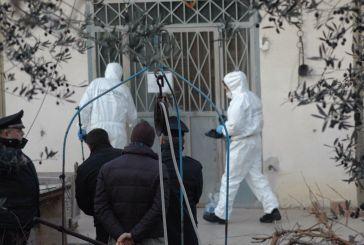 Le indagini a carico di ignoti, la casa è ancora sotto sequestro