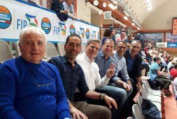 Alla Bcc Ge.vi Vasto Basket la gara 1 di semifinale playoff con il Silvi