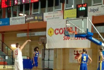 Basket, la Bcc Generazione Vincente batte anche il Termoli e blinda anche il secondo posto