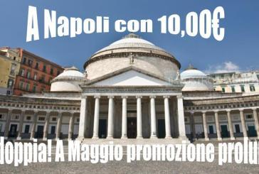 Cerella, sconti sui bus per Napoli