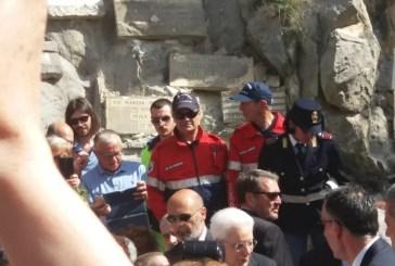 25 aprile, Mattarella in Abruzzo