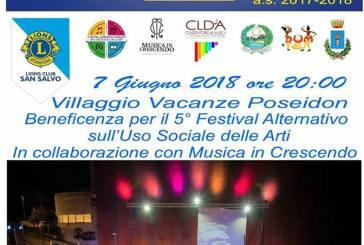 Torna il Festival Alternativo sull'Uso Sociale delle Arti