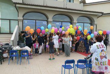 Grande festa alla Casa Accoglienza Genova Rulli anche con la Ricoclaun