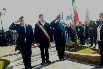 Commiato al Tenente di Vascello Cosimo Rotolo e il benvenuto a Lorenzo Bruni
