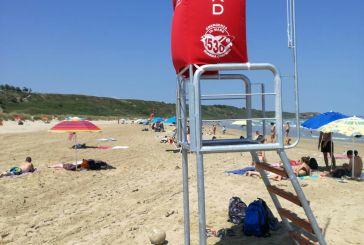 Spiaggia di Punta Penna, da domani il servizio di salvamento