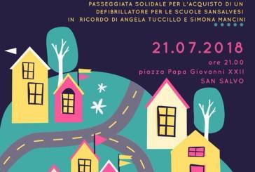 Stasera la passeggiata solidale in ricordo di Angela Tuccillo e Simona Mancini