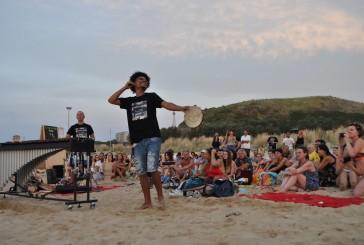 Musica al tramonto nell'Oasi di Punta Aderci