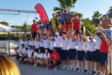 Trofeo delle Regioni di beach volley, il vastese Alessandro Di Tullio nella rappresentativa Abruzzese