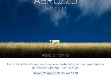 Oggi l'inaugurazione della mostra fotografica di Mario Di Martino
