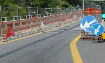 Viadotto San Nicola, prorogati i lavori e divieto di transito