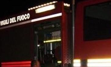 Incendio in un'abitazione a Lentella, muore 71enne