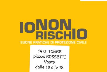 """Domenica tutti in in Piazza Rossetti per """"Io non rischio"""""""