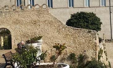 Ecco i controlli sul muraglione crollato al d'Avalos