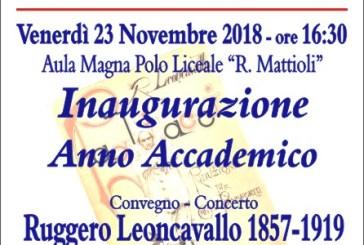 Università Tre Età Vasto, oggi l'inaugurazione dell'Anno Accademico 2018-2019