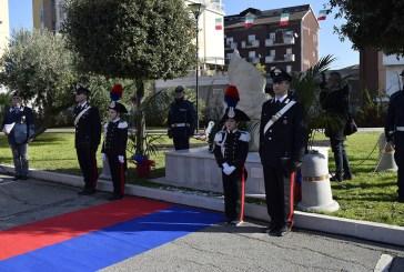Oggi l'omaggio di San Salvo all'Arma dei Carabinieri