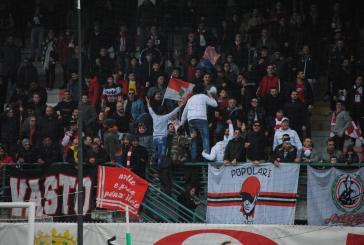 Avezzano-Vastese, disponibili 200 biglietti per i tifosi biancorossi