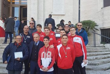 La Vasto Basket premiata all'Abruzzo Basketball 2018