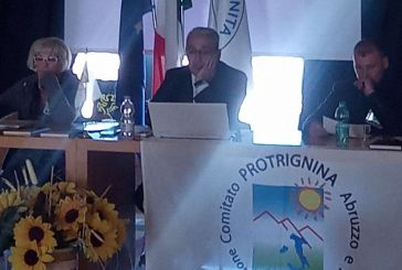 Il I° Congresso Regionale Abruzzo dell' Associazione Comitato ProTrignina Abruzzo e Molise