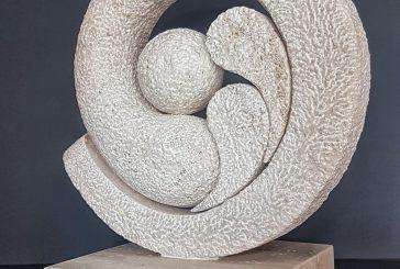 Da oggi la personale dello scultore Raffaele Mucilli