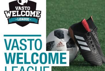 """""""Vasto Welcome League"""", il torneo dell'inclusione"""