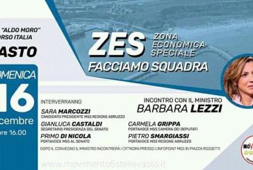 """Il 16 dicembre l'evento """"Zes, facciamo squadra"""""""