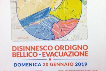 Ordigno bellico nei pressi della stazione di Ancona, stop ai treni il 20 gennaio