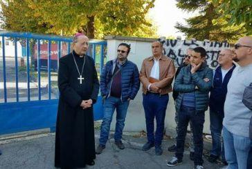 Il Vescovo Chieti Bruno Forte:
