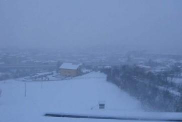 Temperature invernali in Abruzzo, -16,4 gradi a Piani di Pezza