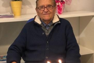 Buon compleanno Remo, 86 anni di forza, coraggio, fede e amore per la vita