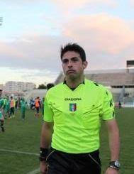 Debutta in serie A l'arbitro termolese Luca Massimi