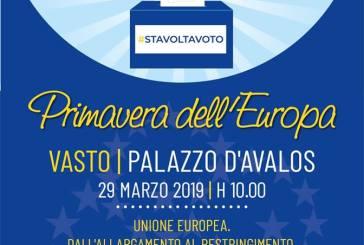 Attività e funzionamento dell'Unione europea, oggi l'evento a Palazzo d'Avalos