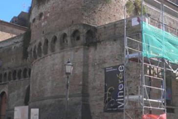 """Castello Caldoresco, i proprietari: """"Nel 2016 il restauro. Ingenti le risorse che abbiamo speso"""""""