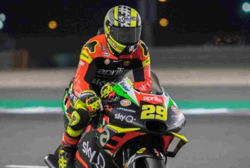 MotoGP d'Argentina, Andrea Iannone partirà dall'ultima posizione