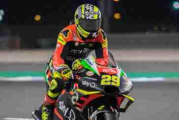 MotoGp Brno, 17esimo posto per Andrea Iannone