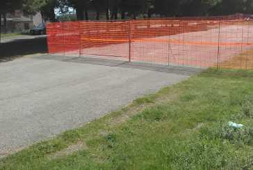 Parcheggi gratuiti nelle aree di risulta della via Verde dei Trabocchi