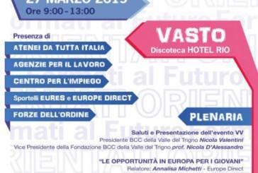 """Domani il Salone di Orientamento """"Orientati, formati al futuro 2019"""""""