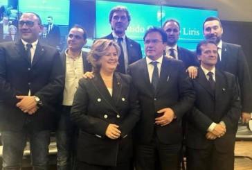 """Marco Marsilio presenta la giunta, """"Ora un cambio di passo al servizio dell'intero Abruzzo"""""""