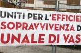 Oggi a Roma per difendere il tribunale di Vasto