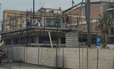Ex caserma Carabinieri, presto la fine dei lavori