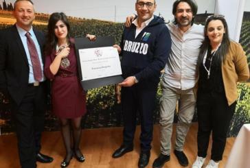 Vinitaly, il Premio Betti alla cantina Margiotta