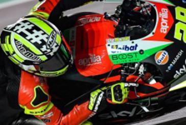 MotoGP Spagna, incidente e infortunio per Iannone